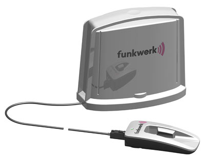 Funkwerk: aktive UMTS Antenne (Außenantenne zur Verstärkung)