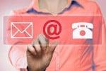 Kontaktformular: schriftliche Anfrage zu Vodafone Tarifen