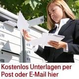 Vodafone Unterlage per Post oder E-Mail