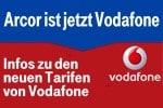 Arcor DSL ist jetzt Vodafone DSL