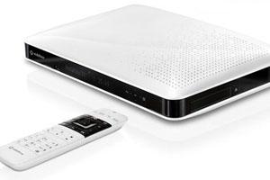 Vodafone TV-Center HD für IPTV-Empfang (Fernsehen via DSL)