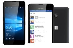 Microsoft Lumia 550 günstig mit Vodafone Handyvertrag