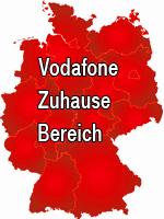 Vodafone Zuhause Bereich für Zuhause Festnetz Flat