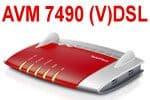 AVM FRITZBox 7490 - WLAN Router für Vodafone DSL / VDSL