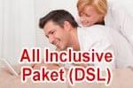 Vodafone All Inclusive Paket - DSL und Telefon Doppelflat Tarif
