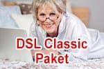 Vodafone DSL Classic Paket - Anschluss mit Telefon und DSL Flatrate