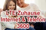 Vodafone LTE Zuhause Telefon & Internet 3600