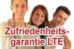 Zufriedenheitsgarantie für Vodafone LTE Zuhause Internet Tarife