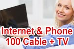 Vodafone Red Internet & Phone 100 Cable mit GigaTV (Kabel Kombi-Paket)