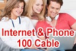 Vodafone Red Internet & Phone 100 Cable - Internet & Telefon via Kabel