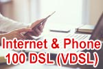 Vodafone Red Internet & Phone 100 DSL - Telefon & VDSL 100000 Tarif