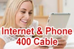 Vodafone Red Internet & Phone 400 Cable - Internet & Telefon via Kabel