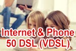 Vodafone Red Internet & Phone 50 DSL - Telefon & VDSL 50000 Tarif