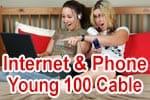 Vodafone Young Internet & Phone 100 Cable - Anschluss für Junge Leute
