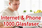 Vodafone Red Internet & Phone 1000 Glasfaser