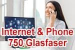 Vodafone Red Internet & Phone 750 Glasfaser