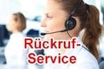 Rückruf-Service (Callback): telefonische Beratung zu Vodafone Tarifen